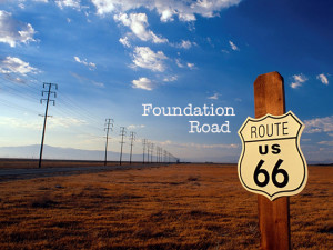 Foundation Road 550
